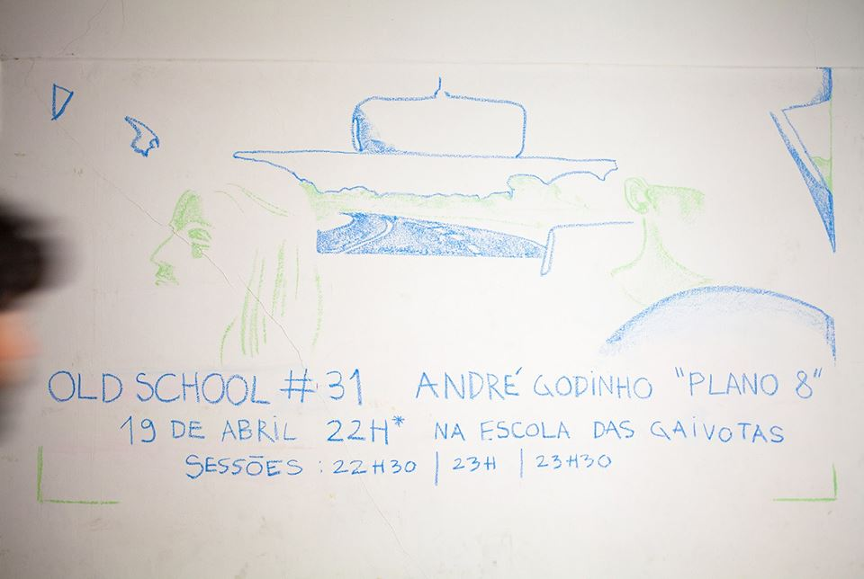 Old school Andre Godinho