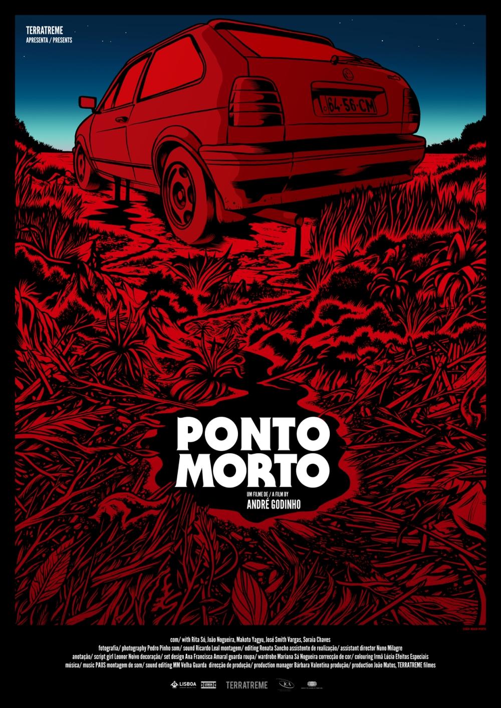 Ponto Morto Andre Godinho poster