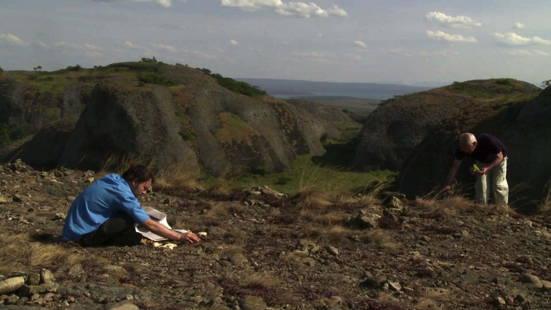 No Trilho dos Naturalistas Angola